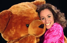 Angela und der Bär