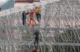 Papstbesuch 2007
